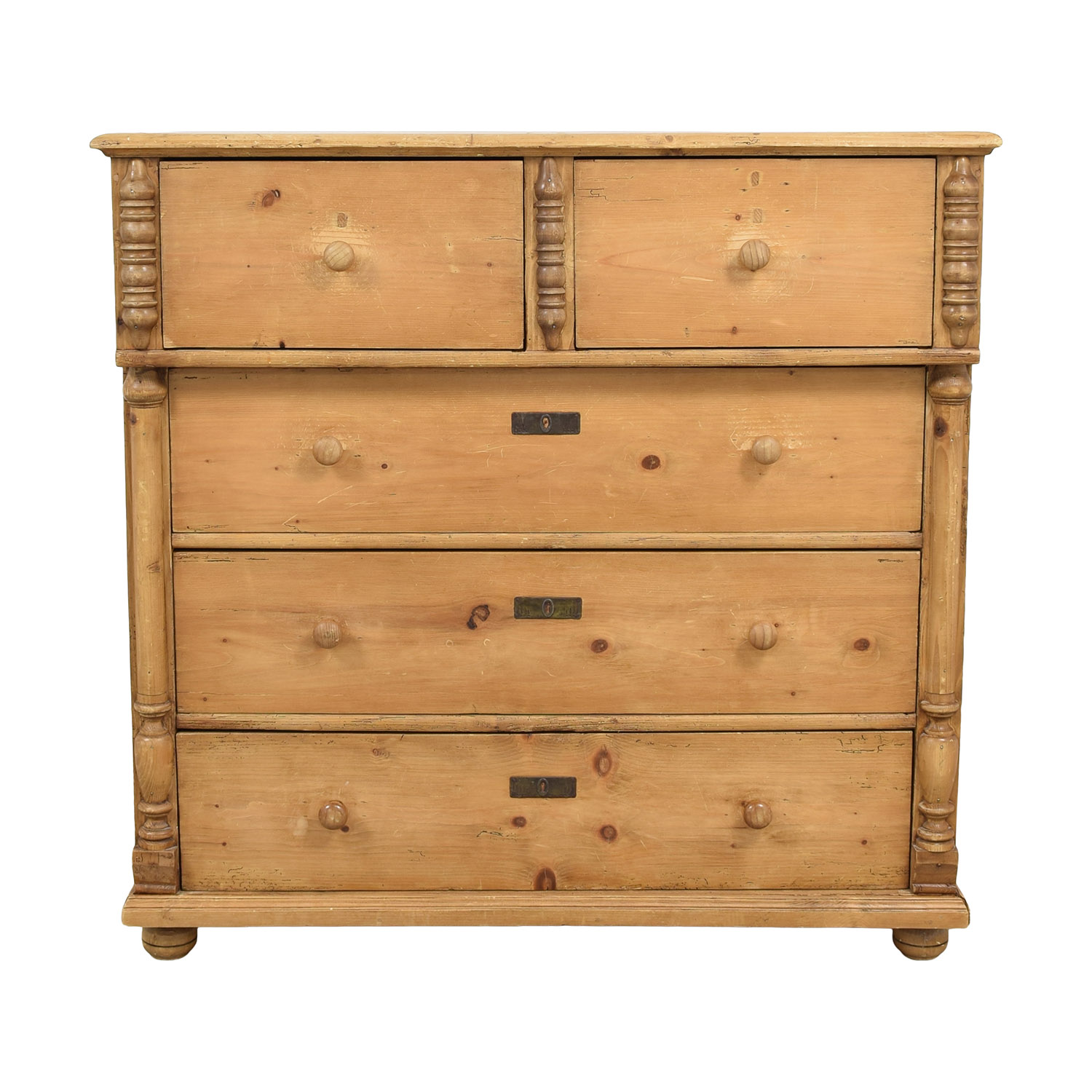 Vintage Five Drawer Dresser price