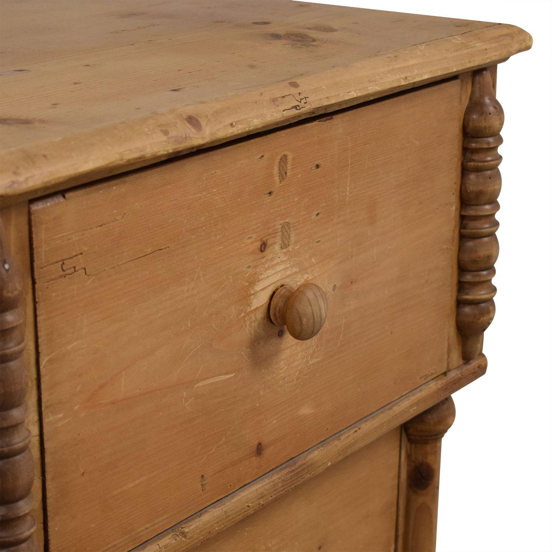 shop Vintage Five Drawer Dresser