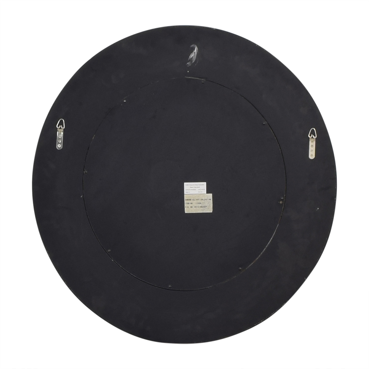 Howard Elliot Collection Roulette Round Panel Mirror price