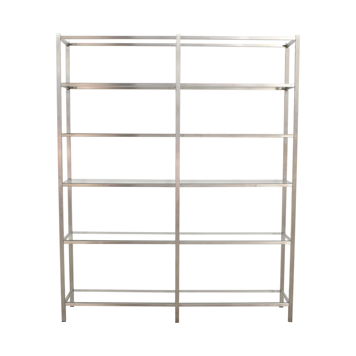 shop Room & Board Brixton Minimalist Bookcase Room & Board