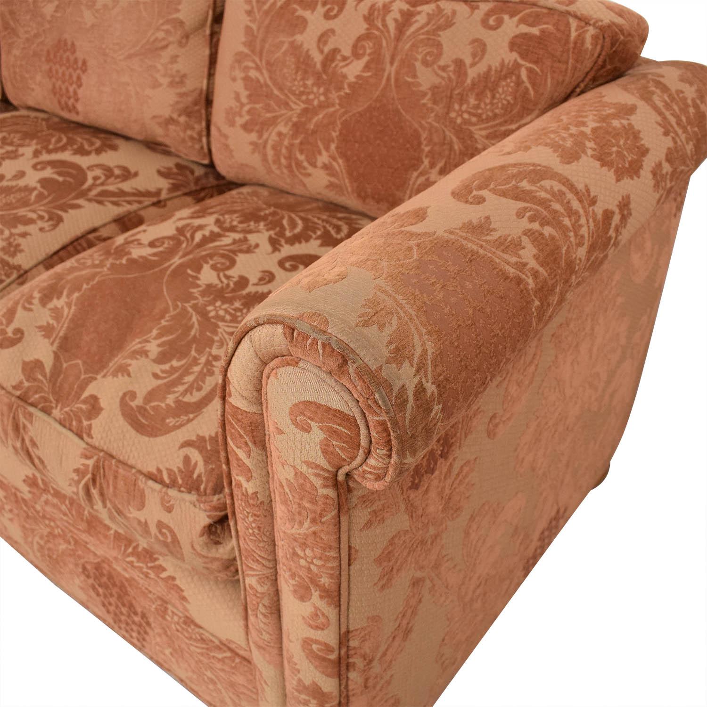 shop Custom Brocade Sectional Sofa  Sofas