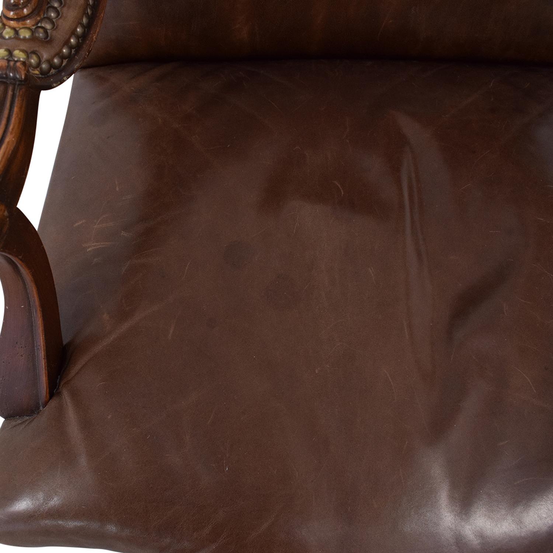 Vintage Desk Swivel Chair used