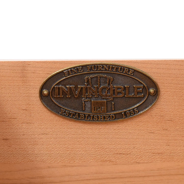 Invincible Invincible Fine Furniture Hand Carved Cabinet pa