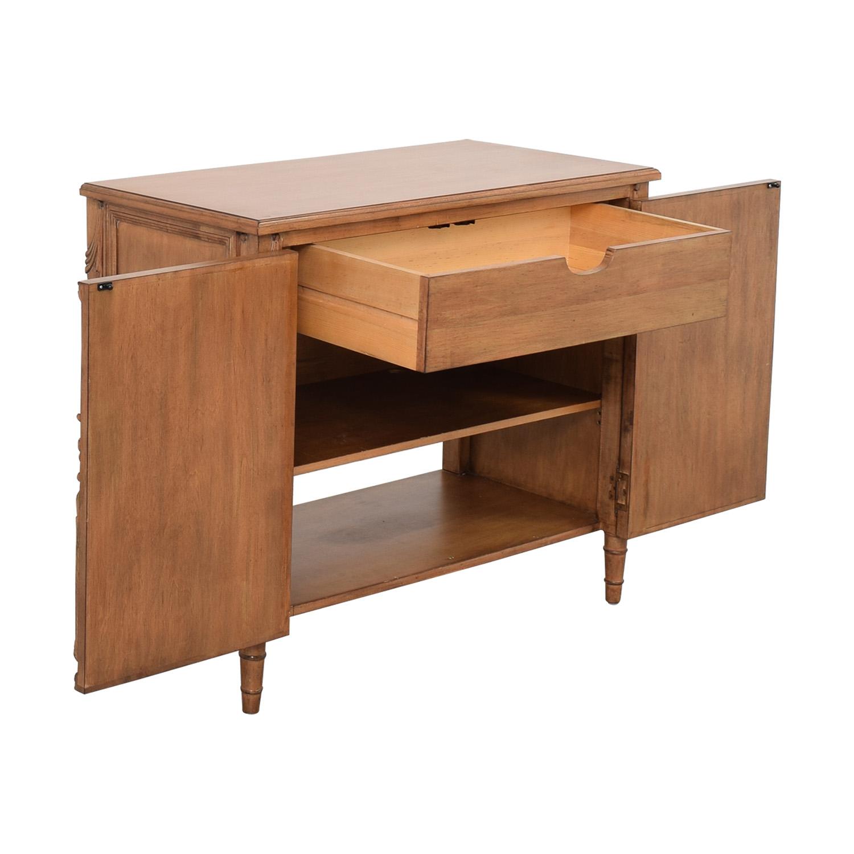 Invincible Invincible Fine Furniture Hand Carved Cabinet discount
