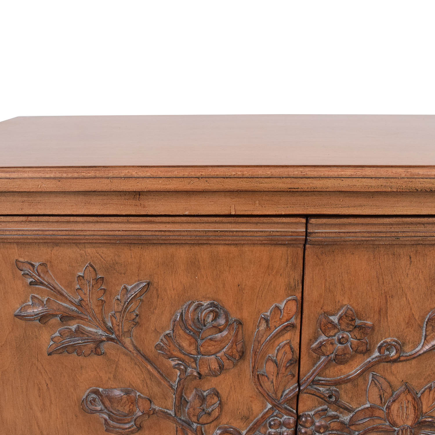 Invincible Invincible Fine Furniture Hand Carved Cabinet Cabinets & Sideboards