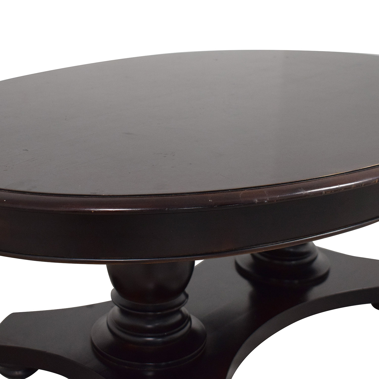 Restoration Hardware Restoration Hardware Oval Coffee Table Tables
