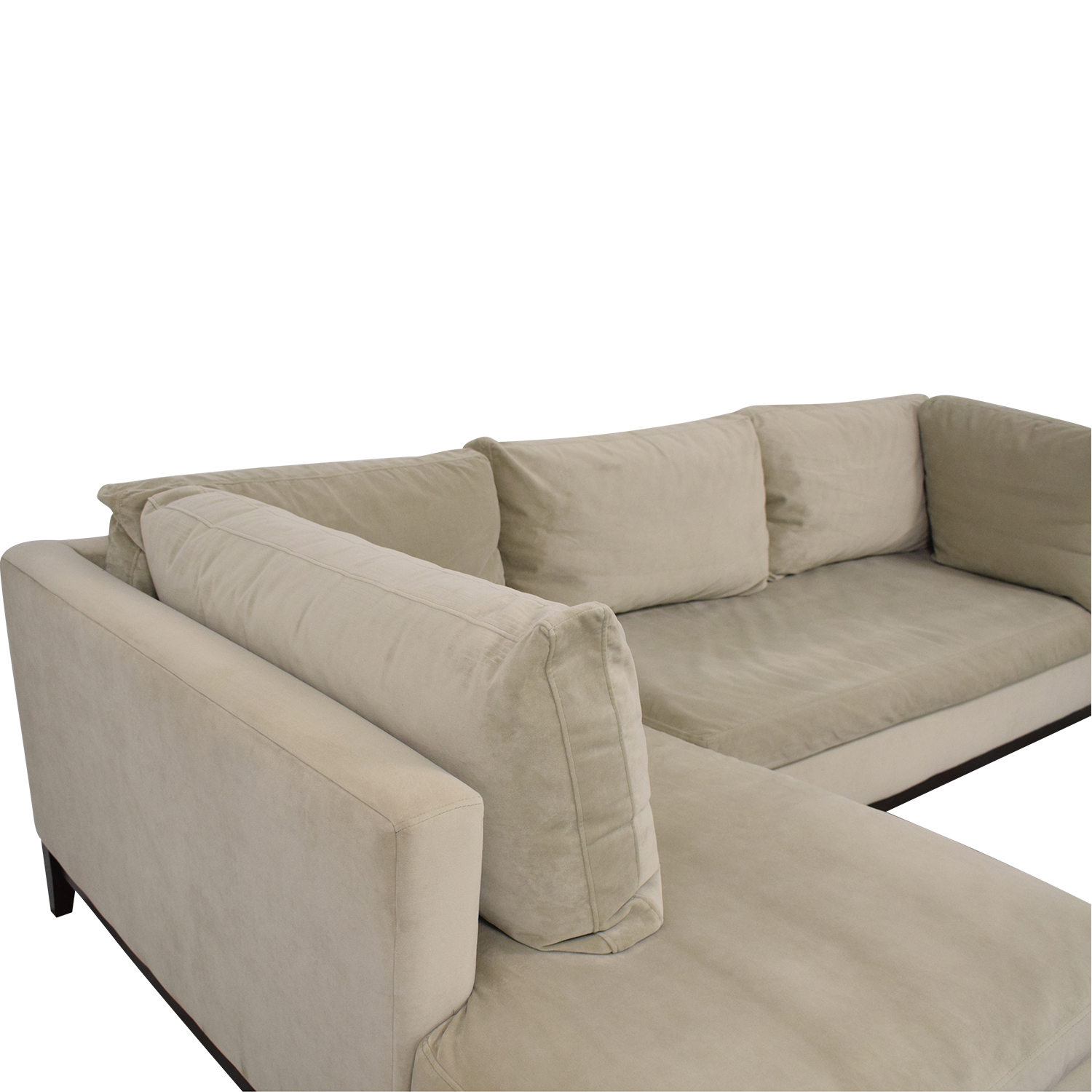 West Elm West Elm Sectional Sofa with Chaise used