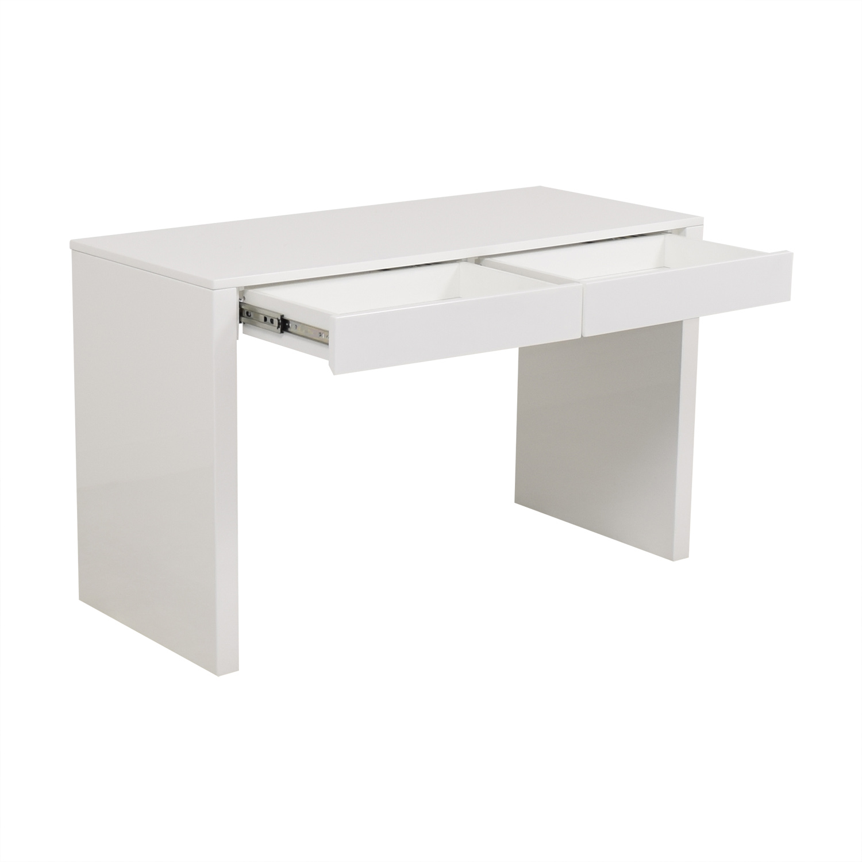 shop CB2 Runway Desk CB2 Home Office Desks