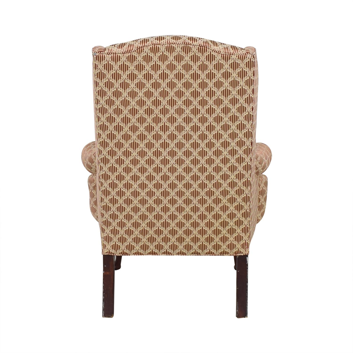 buy Plunkett Upholstered Wingback Chair Plunkett Furniture Chairs
