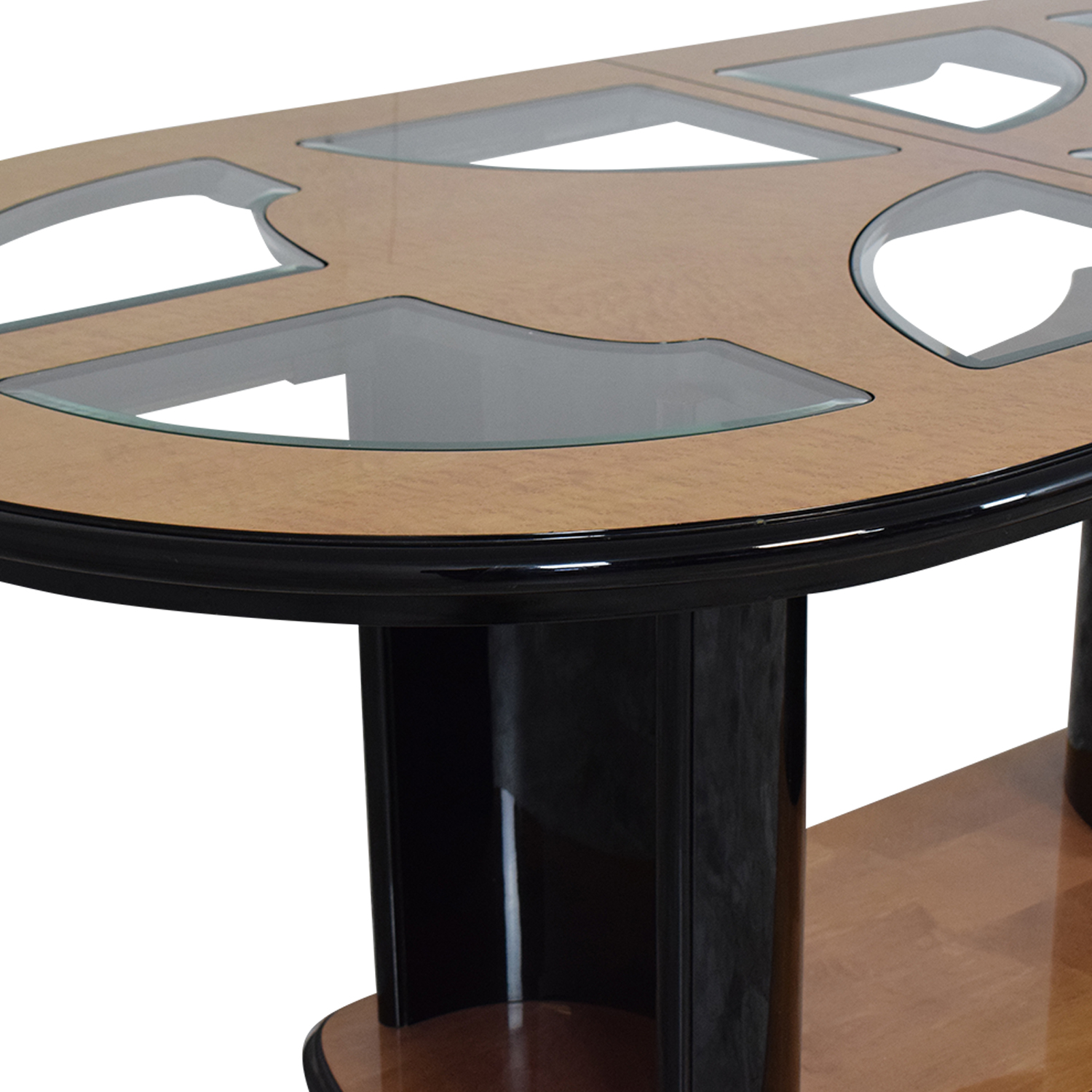 Roma Furniture Roma Imported Dining Table discount