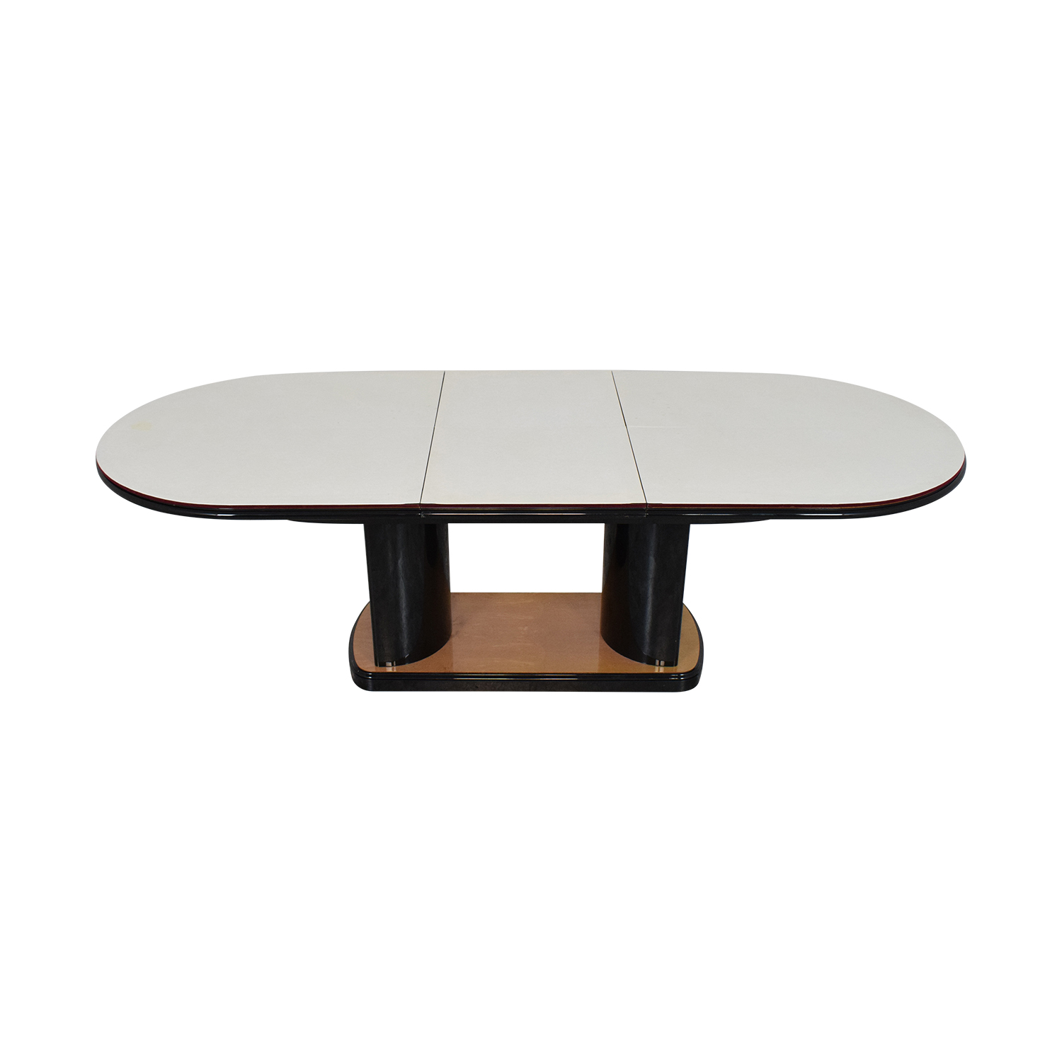 Roma Furniture Roma Imported Dining Table second hand