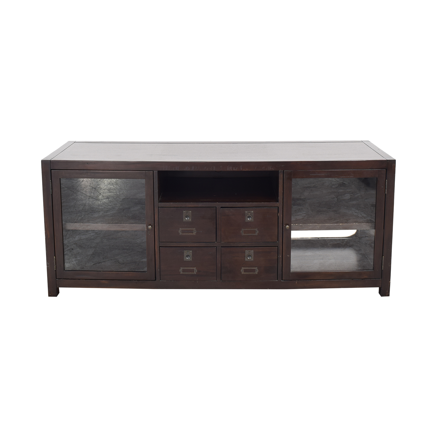 Pottery Barn Pottery Barn Media Console for sale