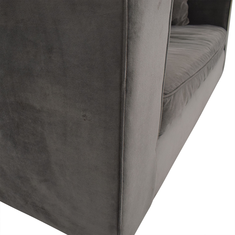shop West Elm West Elm Three Seater Sofa online