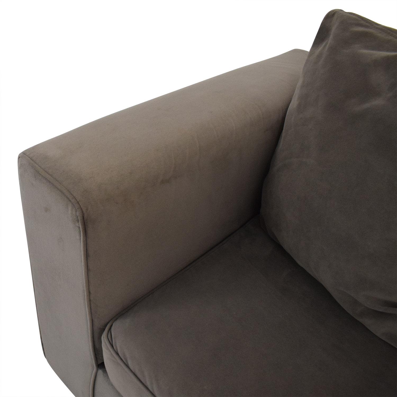 West Elm West Elm Three Seater Sofa discount