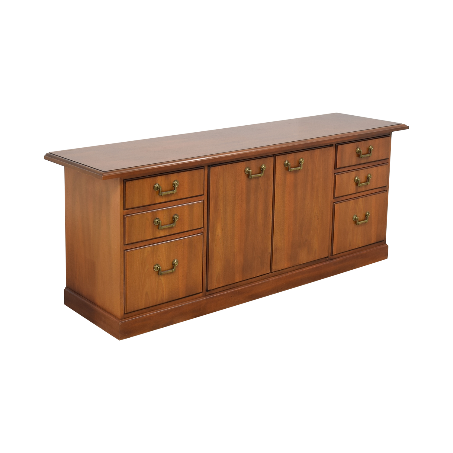 buy Kimball Mid Century Executive Credenza Kimball Storage