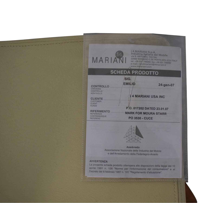 i4Mariani i4Mariani Kristall Sofa dimensions