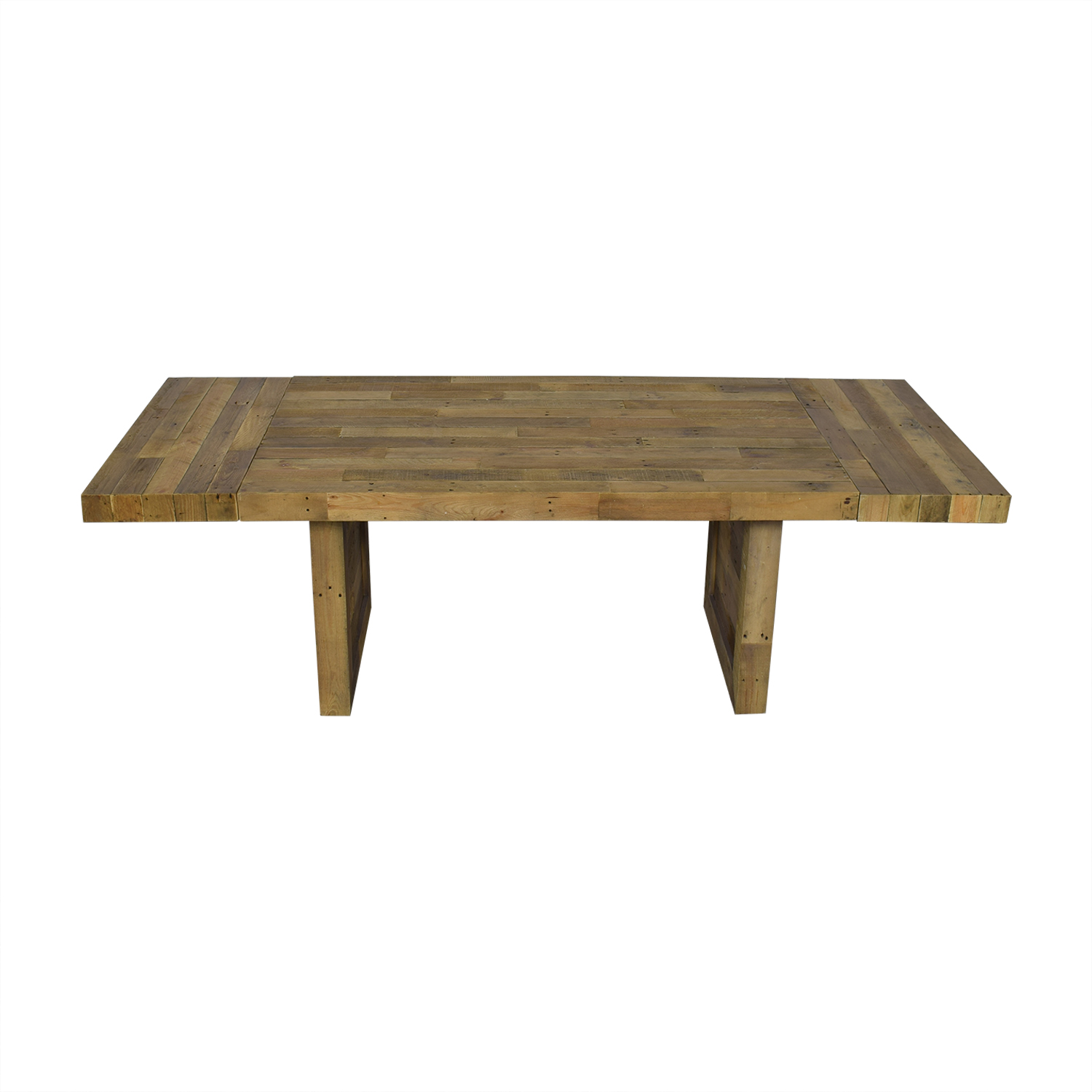 Mistana Abbey Extendable Solid Wood Dining Table / Utility Tables