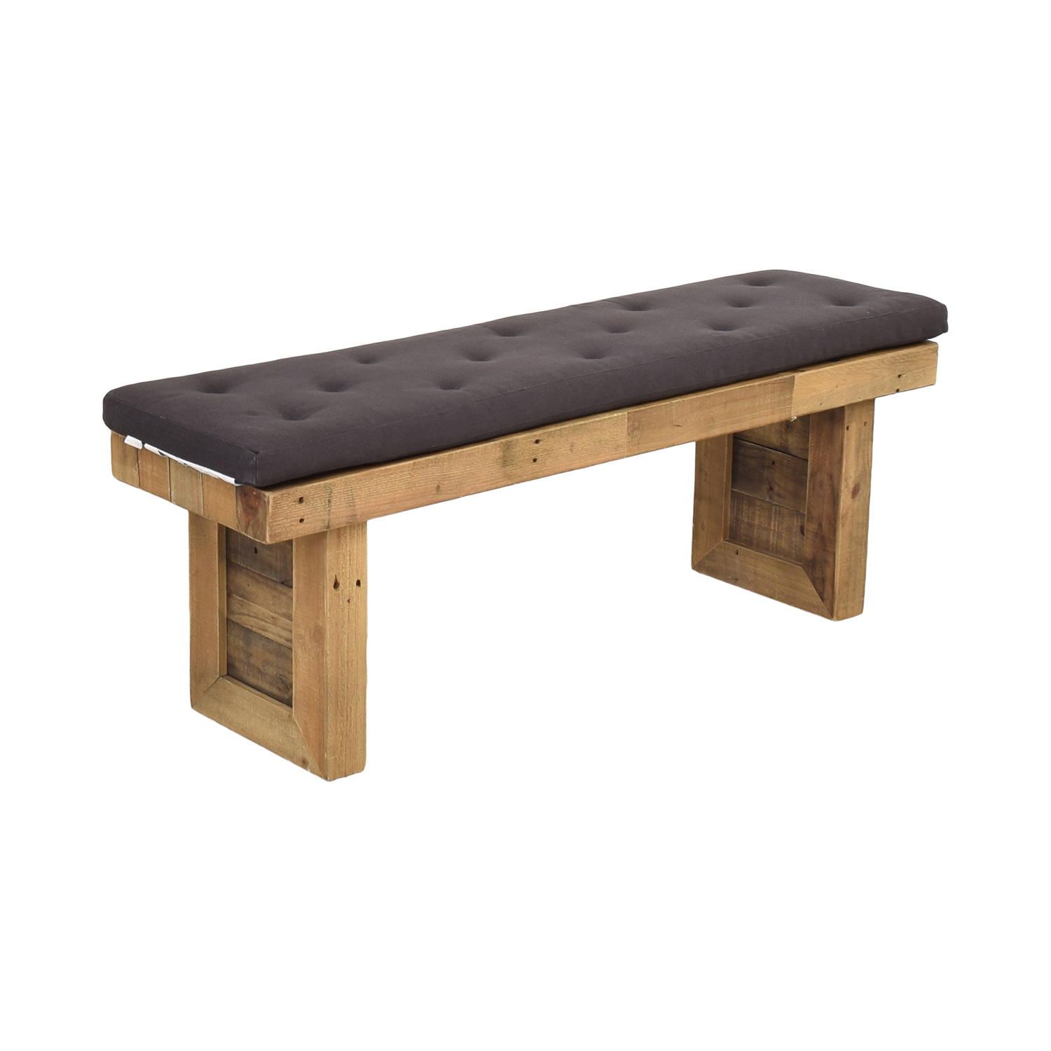 buy Wayfair Abbey Bench with West Elm Cushion Wayfair Benches
