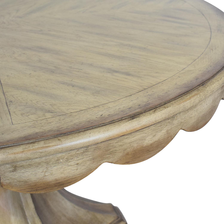 Hooker Furniture Hooker Furniture Pedestal Table ct
