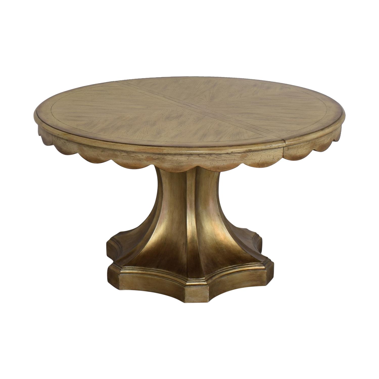 Hooker Furniture Hooker Furniture Pedestal Table coupon