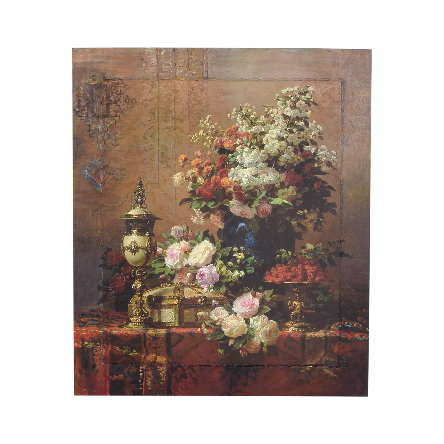 ABC Carpet & Home ABC Carpet & Home Still Life Print for sale