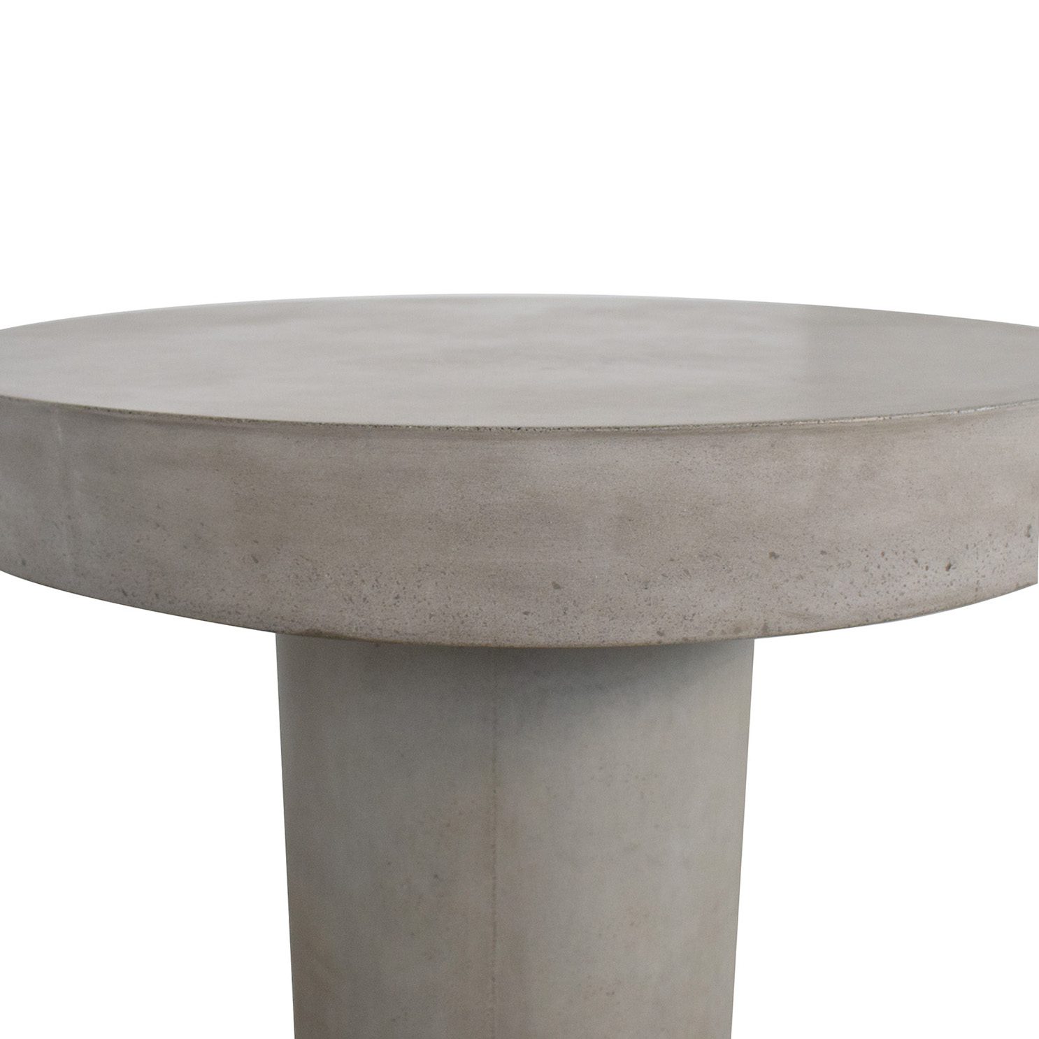 CB2 CB2 Fuze Concrete Bistro Table coupon