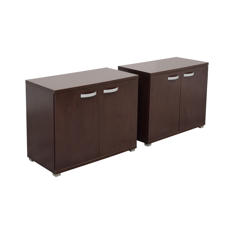 buy West Elm Storage Cabinets West Elm Storage