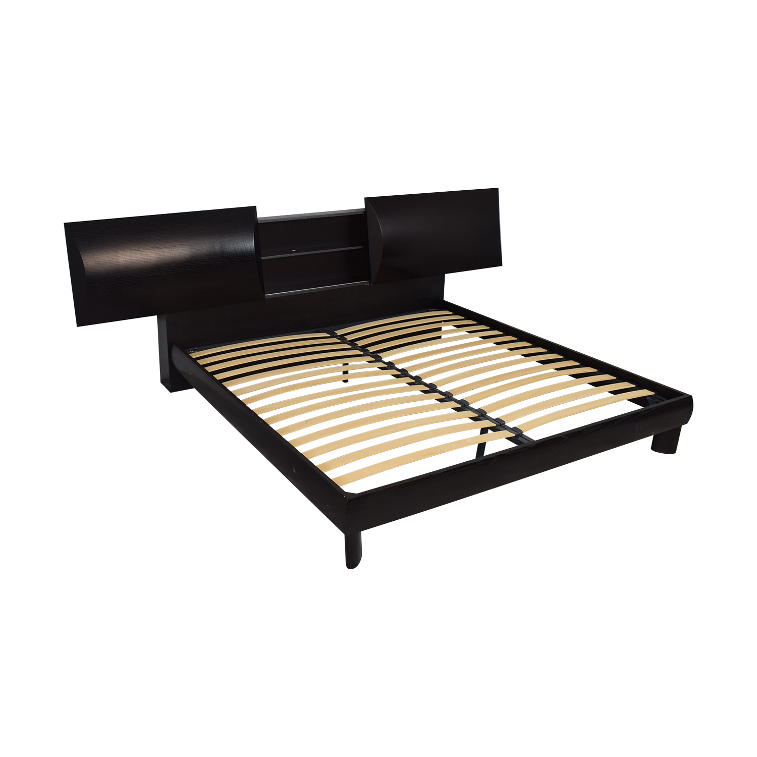King Bed with Storage Headboard price