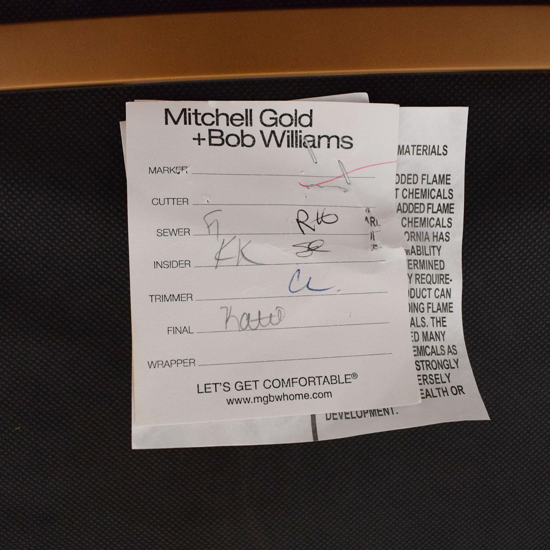 Mitchell Gold + Bob Williams Mitchell Gold + Bob Williams Major Lounge Chair on sale