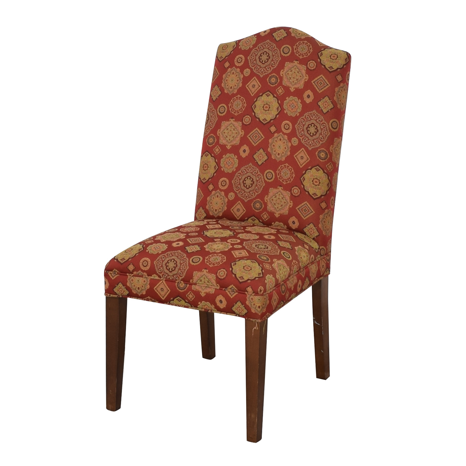 shop Ethan Allen Upholstered Dining Chairs Ethan Allen