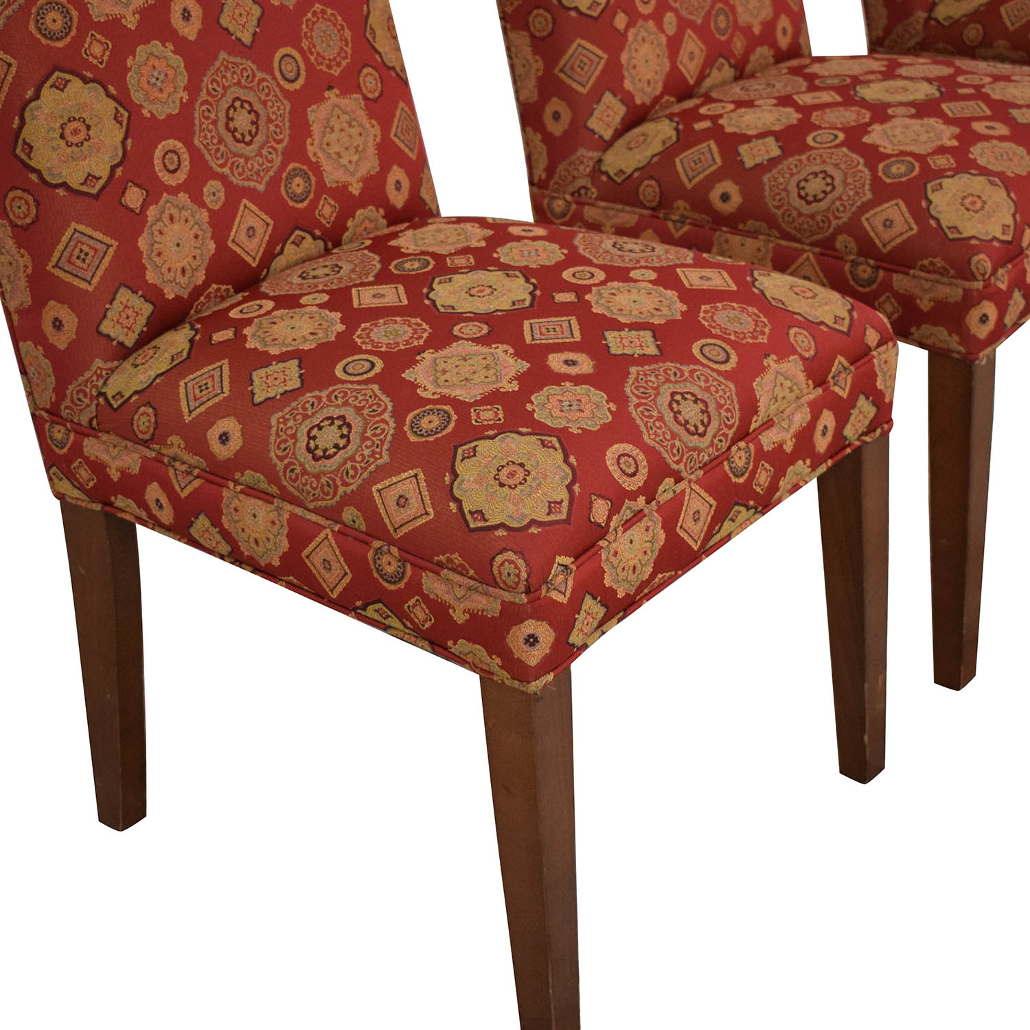 Ethan Allen Ethan Allen Upholstered Dining Chairs nj