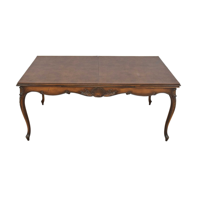 shop Parquet Extendable Dining Table  Tables