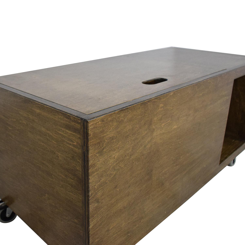 Custom Storage Unit on sale