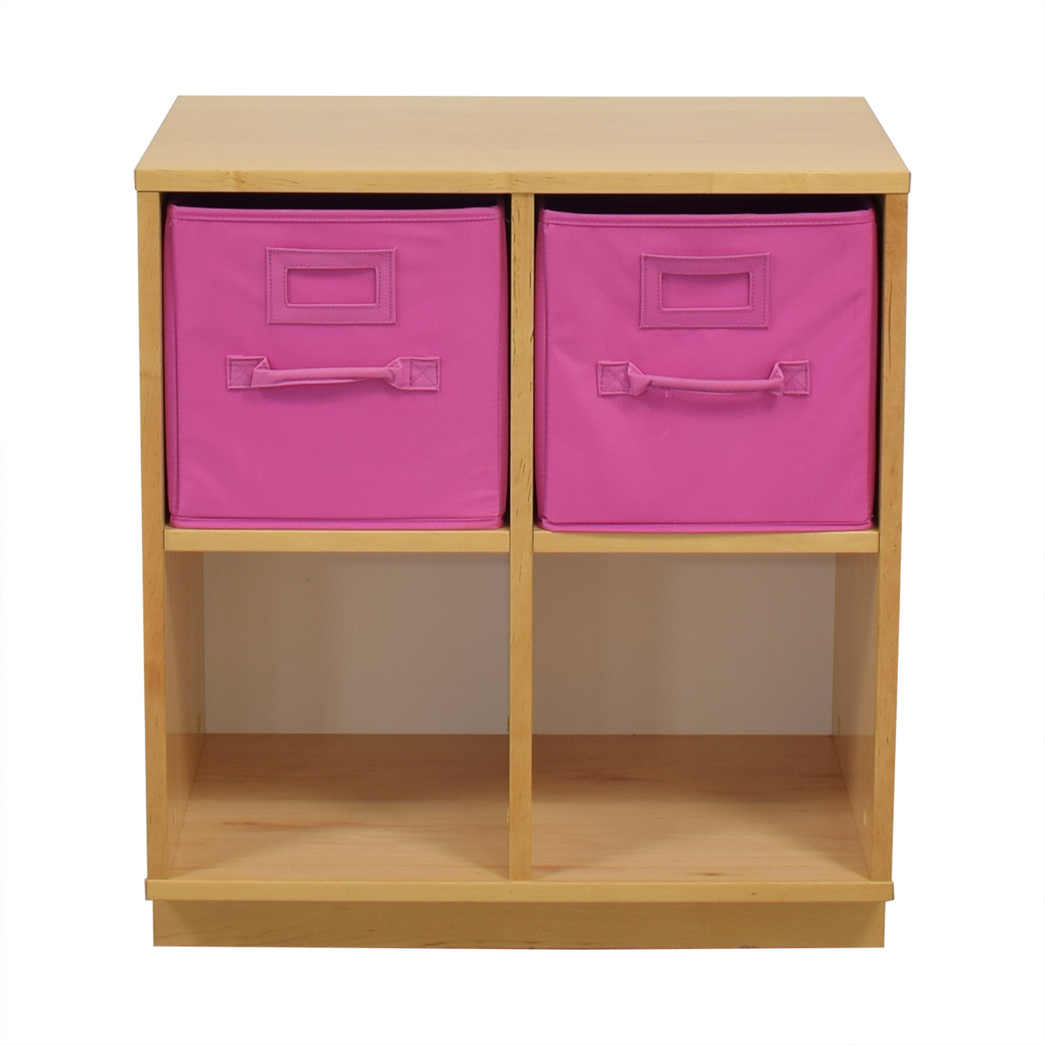 Williams Sonoma Williams Sonoma Cube Storage Units with Bins pa