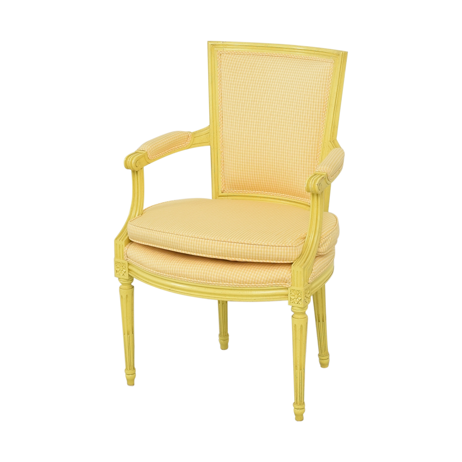 Upholstered Dining Arm Chairs sale