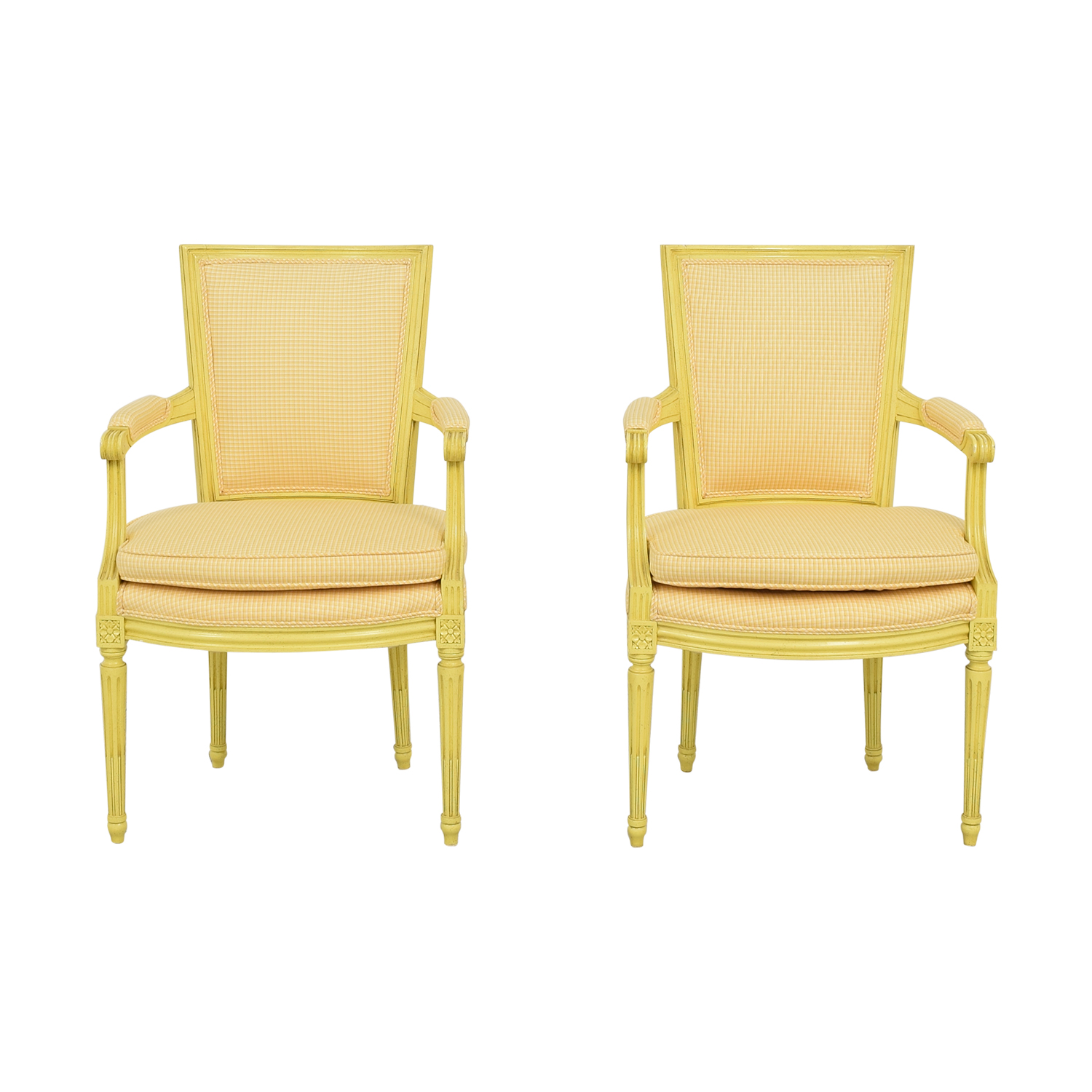 shop Upholstered Dining Arm Chairs