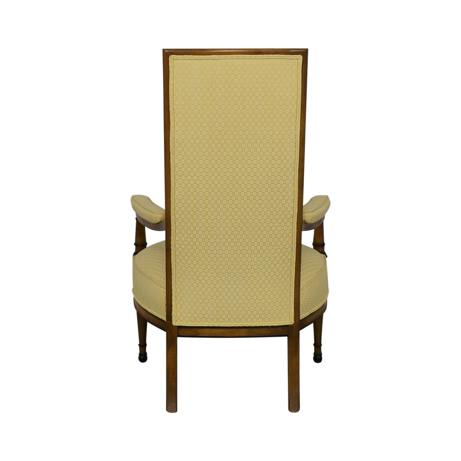 Upholstered High Back Chair Accent Chairs