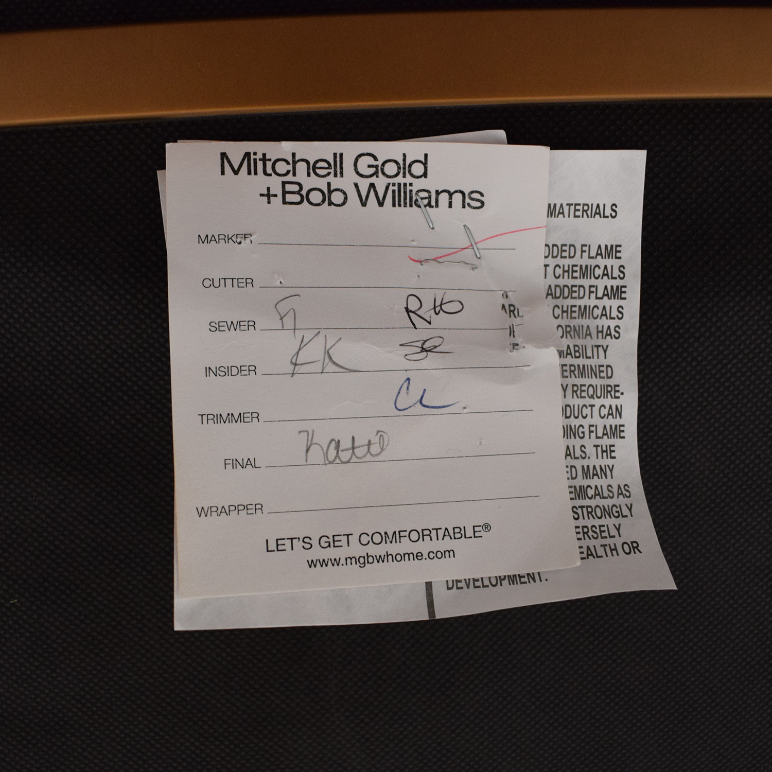 Mitchell Gold + Bob Williams Mitchell Gold + Bob Williams Major Lounge Chair coupon