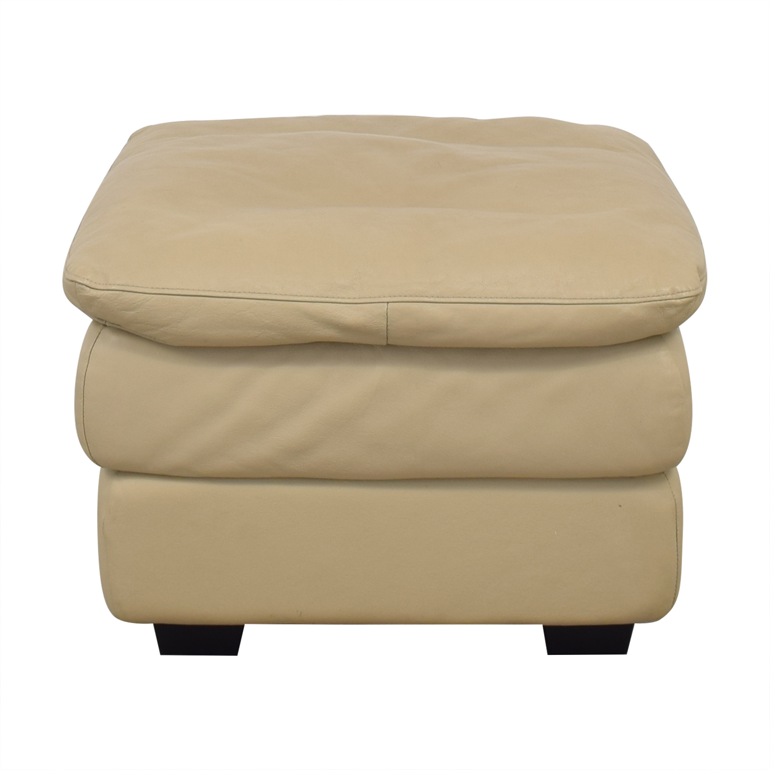 buy Leather Ottoman  Ottomans