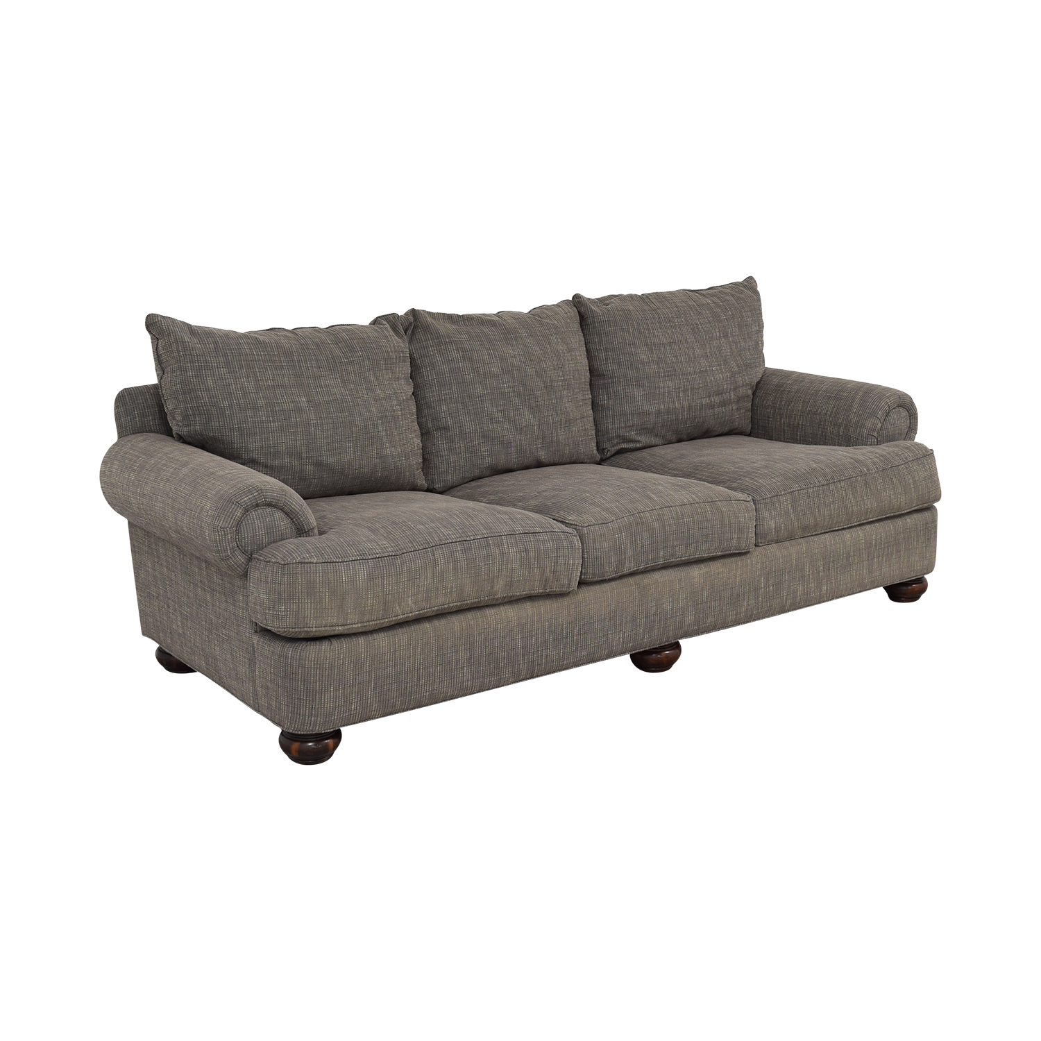 Thomasville Thomasville Oversize Three Cushion Sofa dimensions