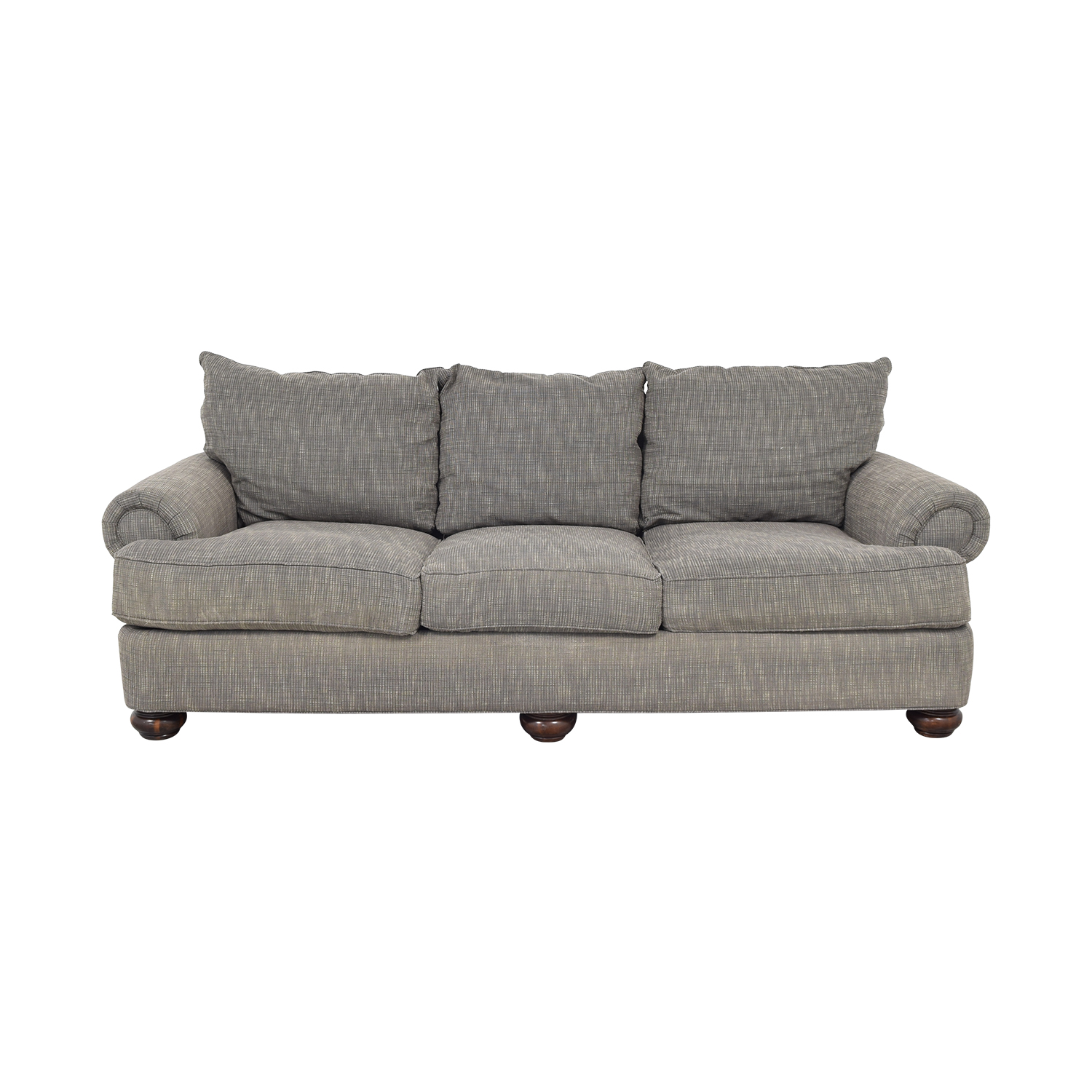shop Thomasville Oversize Three Cushion Sofa Thomasville Classic Sofas