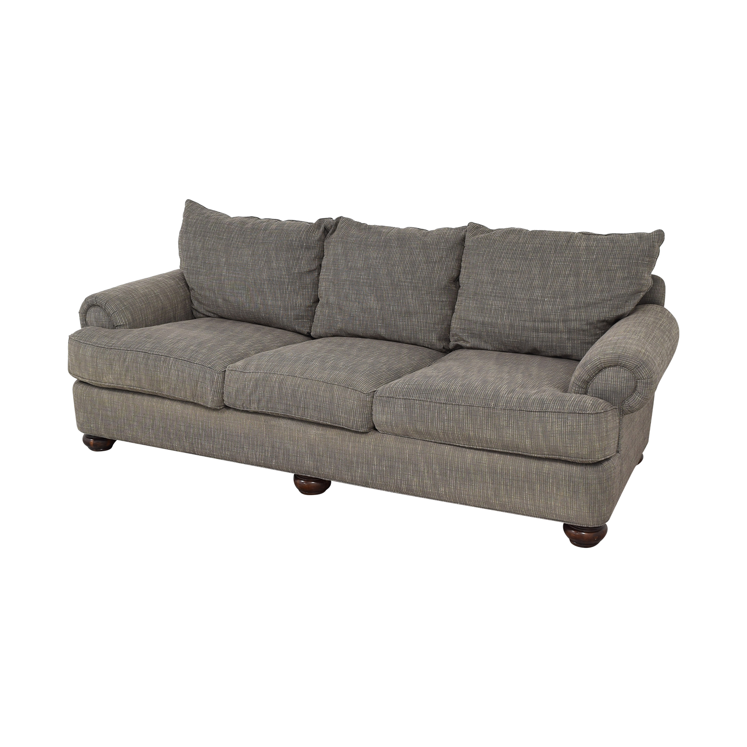 Thomasville Oversize Three Cushion Sofa / Classic Sofas