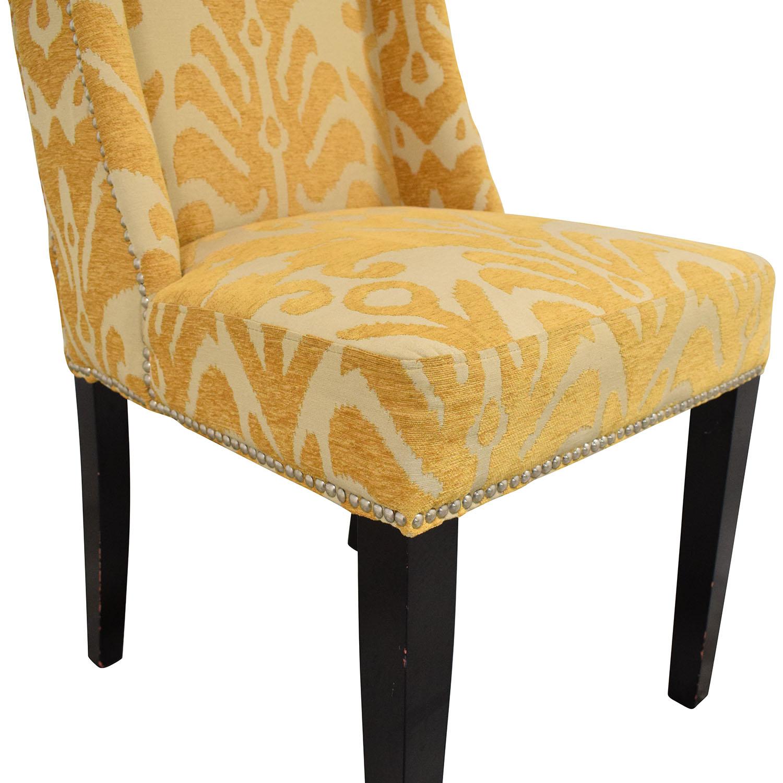 Cynthia Rowley Cynthia Rowley Modern Accent Chair Accent Chairs