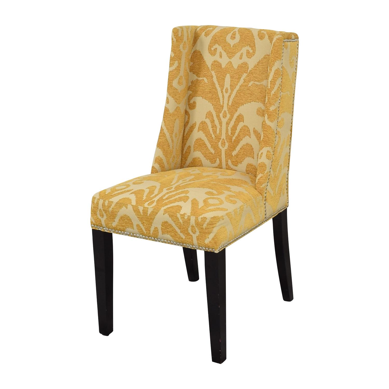 80 Off Cynthia Rowley Cynthia Rowley Modern Accent Chair Chairs