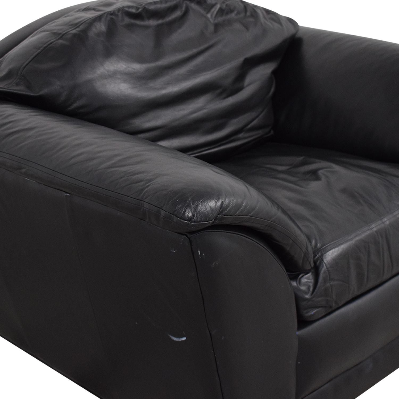 Castro Convertibles Castro Convertibles Leather Chair coupon