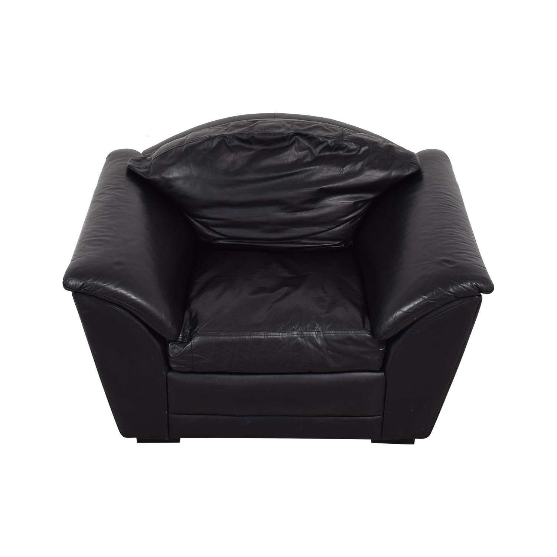 Castro Convertibles Castro Convertibles Leather Chair nj