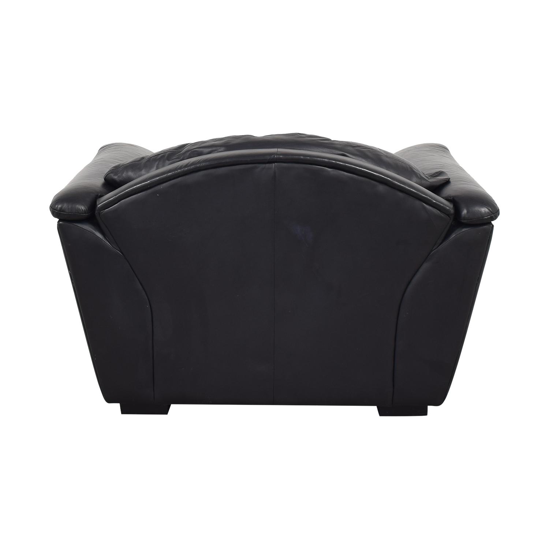 Castro Convertibles Castro Convertibles Leather Chair pa