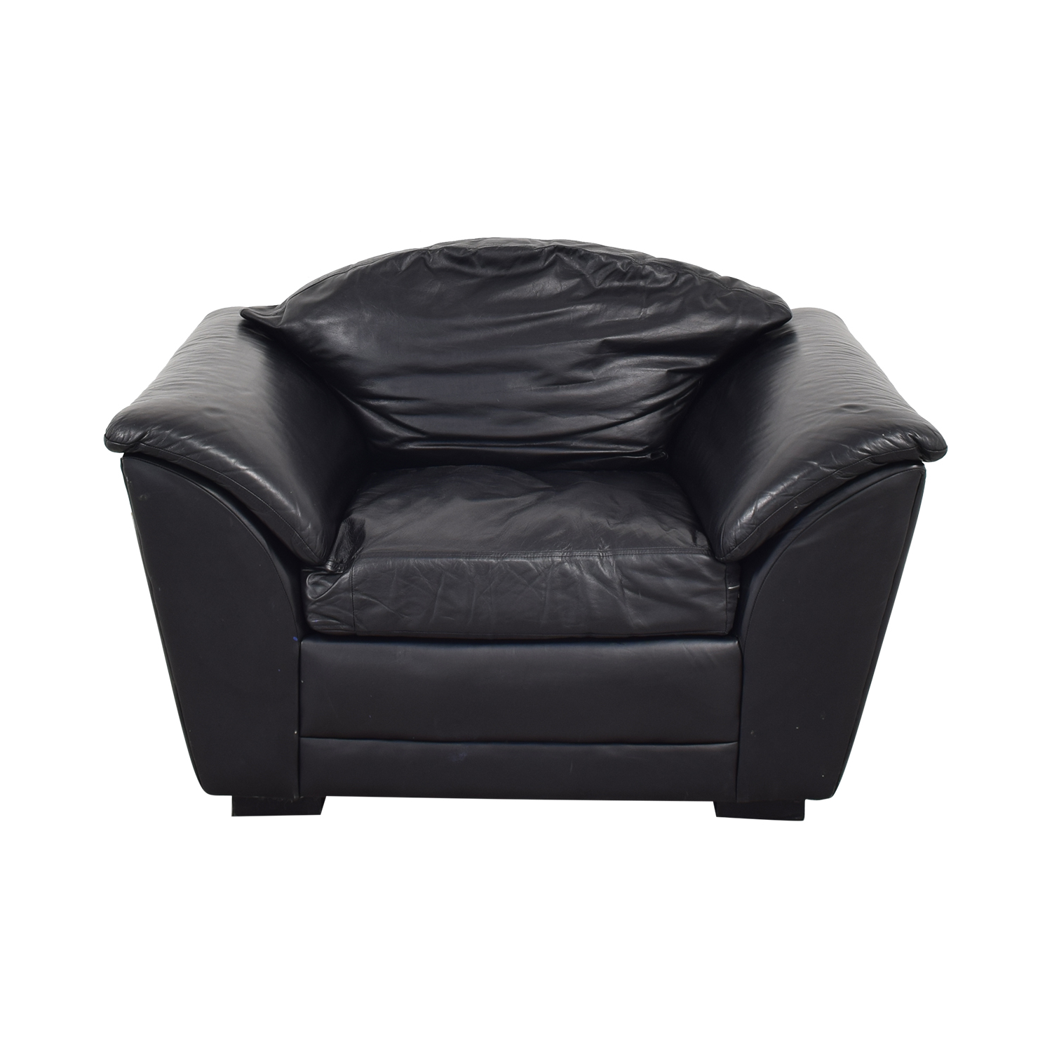 buy Castro Convertibles Leather Chair Castro Convertibles