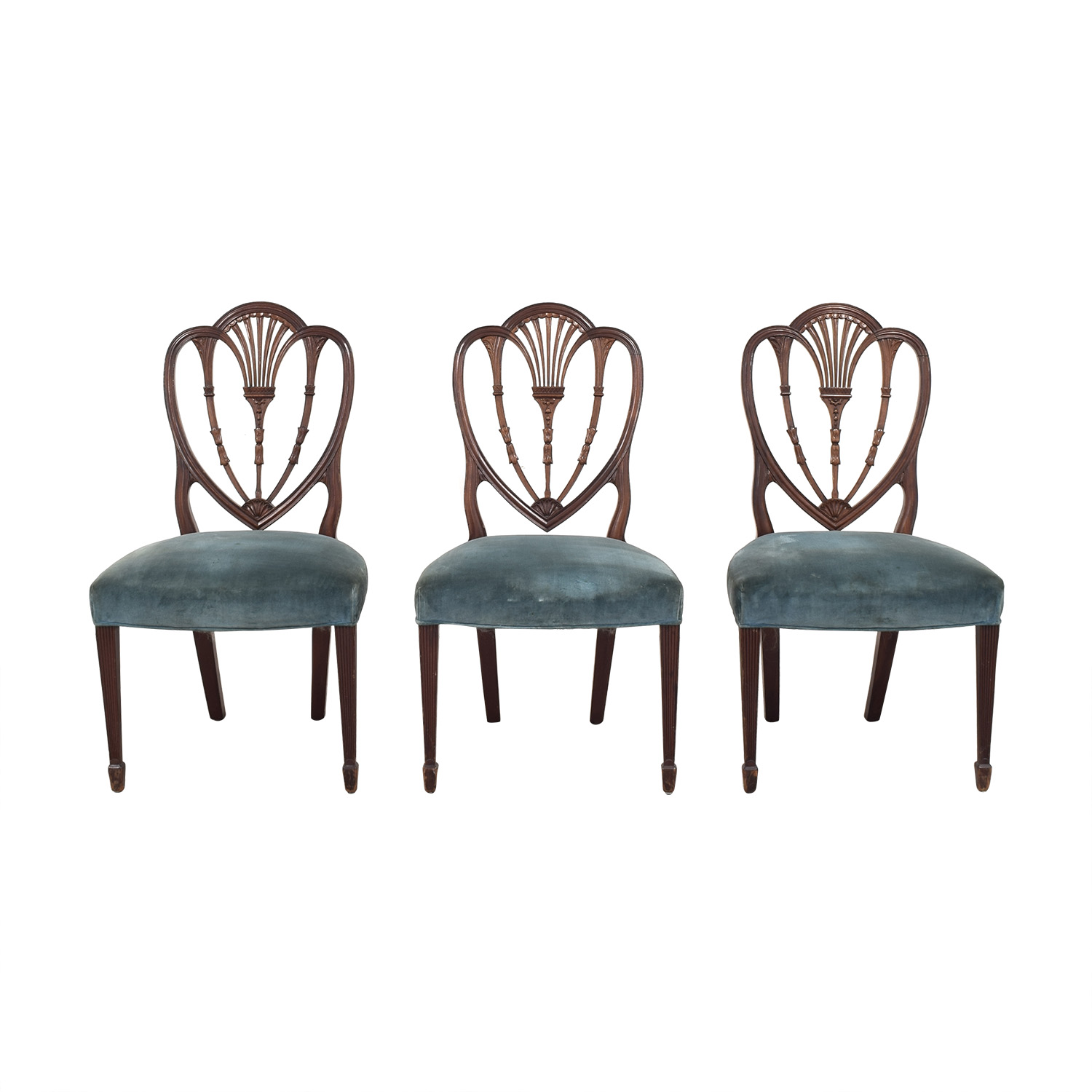 Vintage Decorative Dining Chairs sale