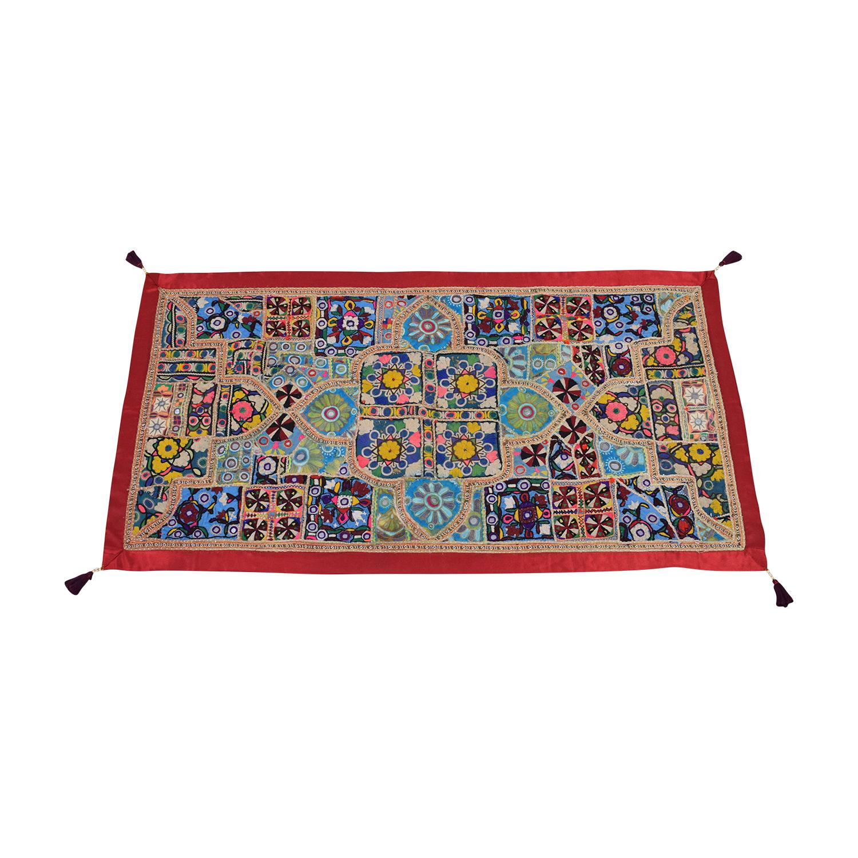 buy Liza Chiffon Liza Chiffon Textile Wall Hanging online